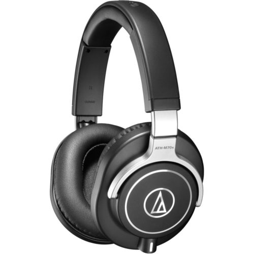 Audio-Technica ATH-M70x Pro Studio Monitor Headphones