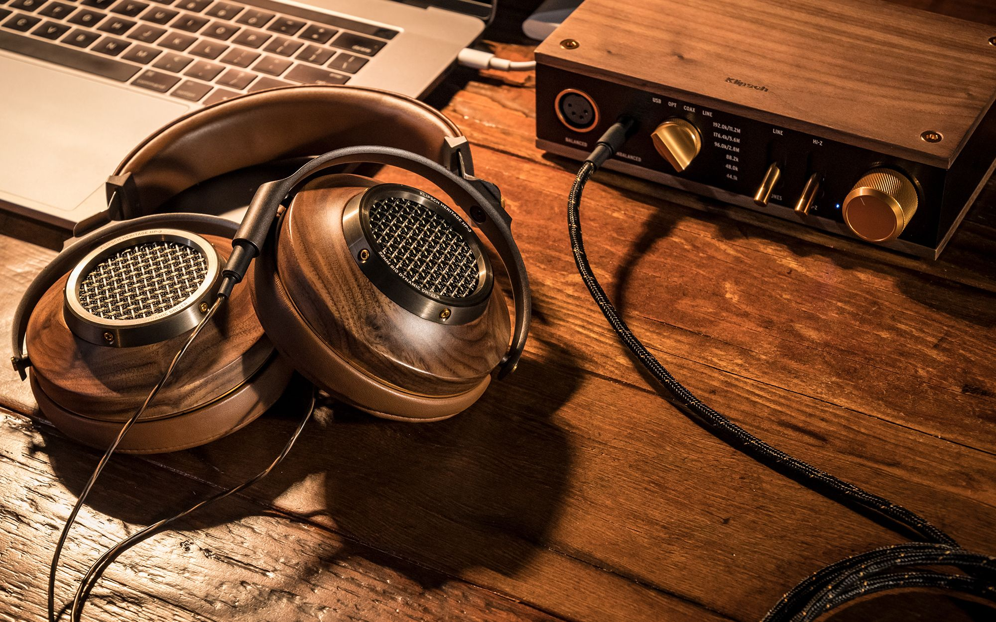 Klipsch Heritage Headphone Amplifier & HP-3
