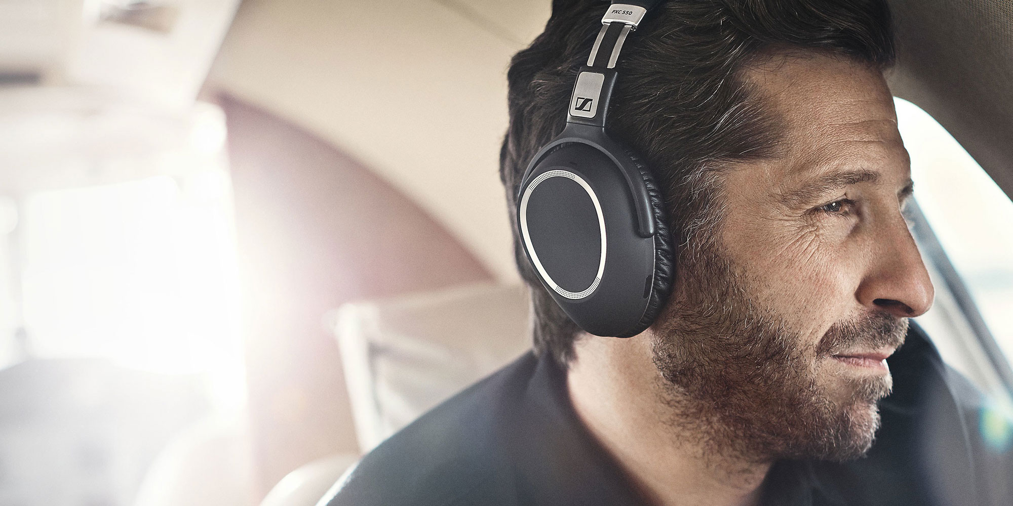 Sennheiser PXC 550 Wireless High-end Headphones with Noise Cancelling